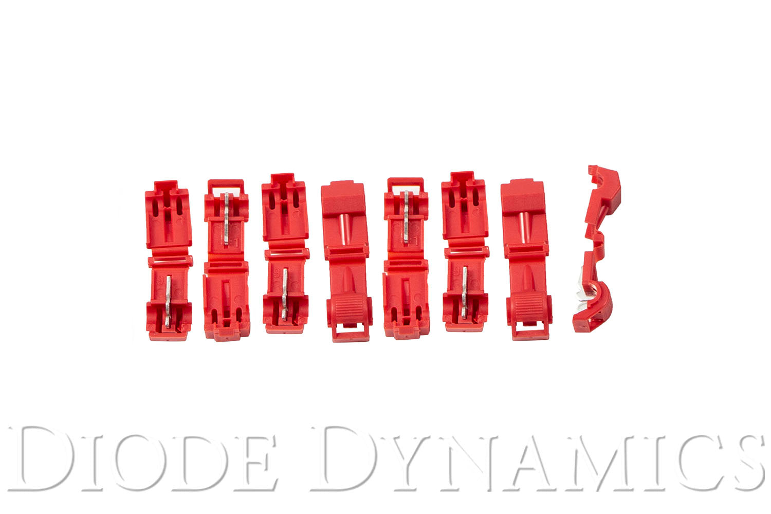 T-Tap Kit 8 Count Diode Dynamics