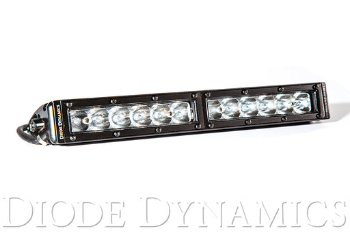 12 Inch LED Light Bar  Single Row Straight Clear Driving Each Stage Series Diode Dynamics