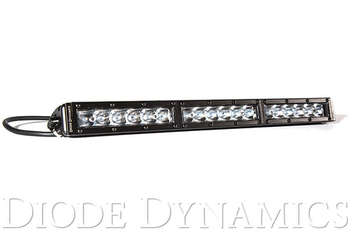 18 Inch LED Light Bar  Single Row Straight Clear Driving Each Stage Series Diode Dynamics