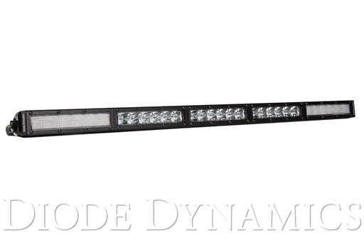 30 Inch LED Light Bar  Single Row Straight Clear Combo Each Stage Series Diode Dynamics
