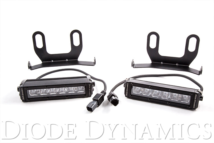 Ram 2013 Standard Stage Series 6 Inch Kit White Driving Diode Dynamics