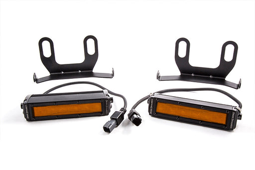 Ram 2013 Standard Stage Series 6 Inch Kit Amber Wide Diode Dynamics