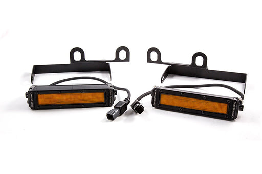 Ram 2013 SportExpress Stage Series 6 Inch Kit Amber Wide Diode Dynamics