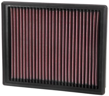 K&N Drop-In High-Flow Air Filter - Panda Motorworks