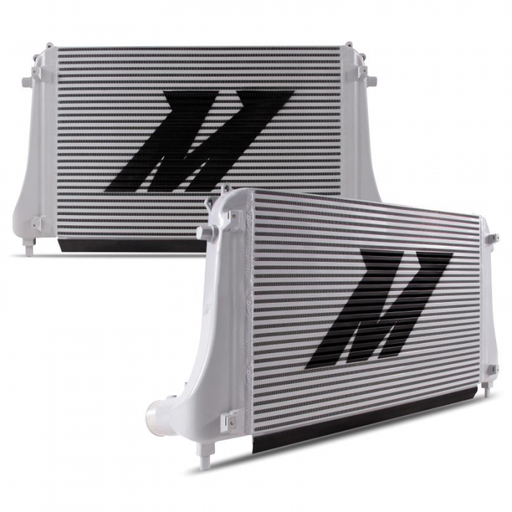 MISHIMOTO PERFORMANCE INTERCOOLER, FITS VOLKSWAGEN MK7 GOLF TSI/GTI/R 2015+