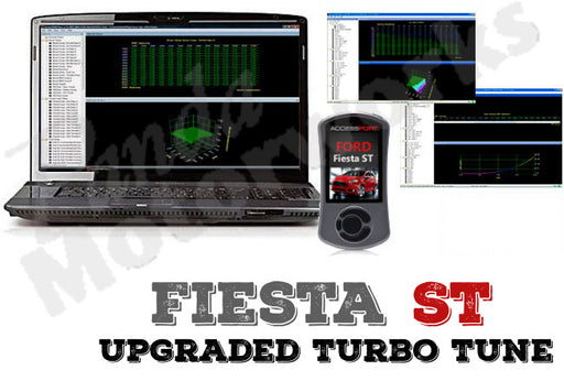 Fiesta ST Upgraded/Big Turbo Tune - Panda Motorworks