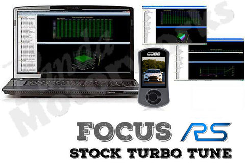 Focus RS Stock Turbo Tune - Panda Motorworks