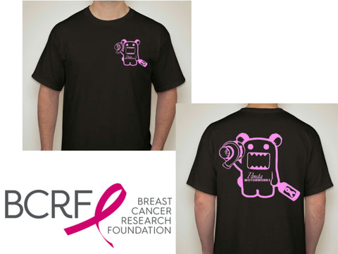 Panda Motorworks Limited Edition Breast Cancer Awareness T-Shirt - Panda Motorworks