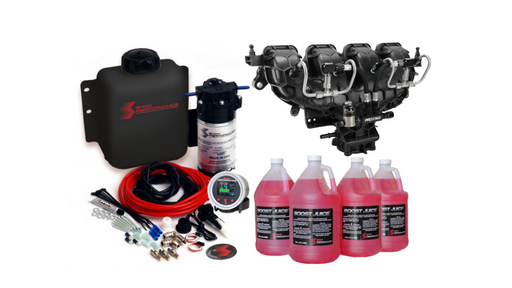 Panda Motorworks Direct Port Water/Meth Injection Kit (Focus ST/RS)