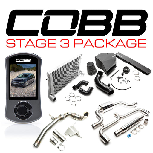 COBB STAGE 3 POWER PACKAGE (MK7.5) GTI 2018-2019 USDM