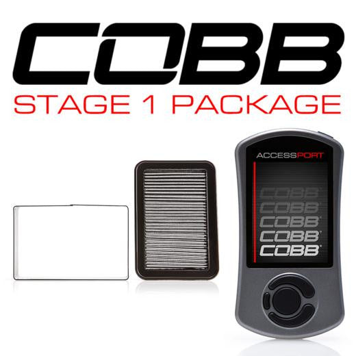 Cobb Mitsubishi Evo X Stage 1 Power Package w/ V3 - Panda Motorworks - 1