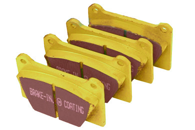 EBC Ford Focus RS Yellowstuff Brake Pads