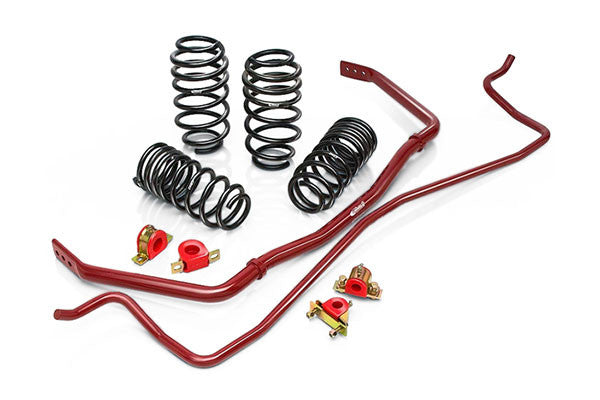 Eibach Pro-Plus Kit Performance Springs & Anti-Roll Kit for 2013 Ford Focus ST - Panda Motorworks