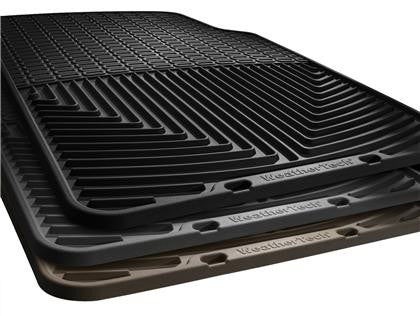 WeatherTech Floor and Trunk Rubber Mats - Panda Motorworks - 1