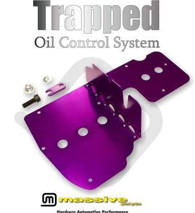 Massive Trapped Oil Control System - Panda Motorworks - 2