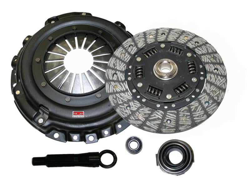 Comp Clutch 2008-2010 Mitsubishi Lancer Evo 10 Stage 2 - Steelback Brass Plus Clutch Kit - Panda Motorworks