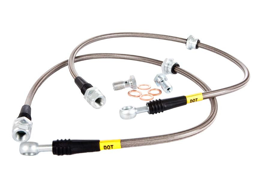 Ford Fiesta ST StopTech Stainless Steel Brake Lines