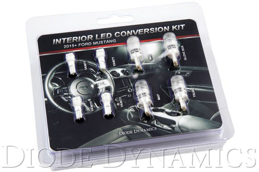 Interior LED Conversion Kit for Ford Mustang 15-17