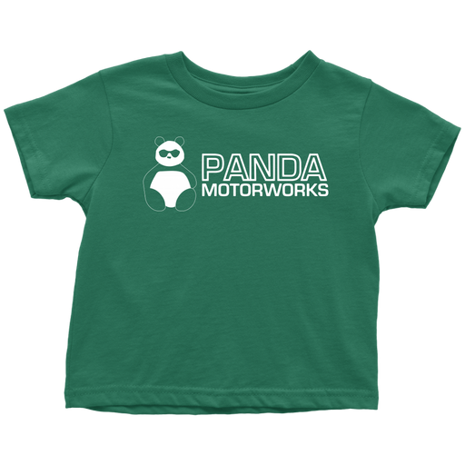 Panda Motorworks Toddler T-Shirt