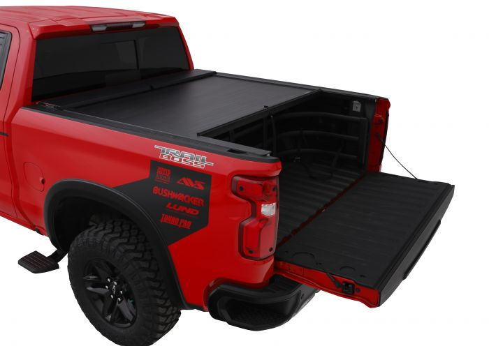 Roll-N-Lock Locking Retractable A-Series Truck Bed Tonneau Cover for 2019 Ford Ranger | Fits 5.0' Bed