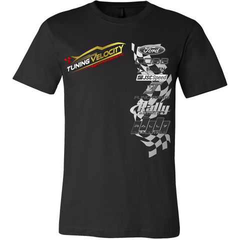 Offical Tuning Velocity Rally Team Shirt - Panda Motorworks - 1