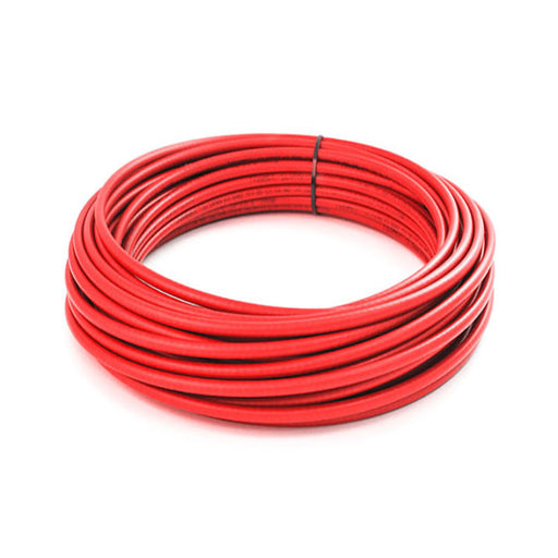 Snow Performance Red High Temp Nylon Tubing - 20ft