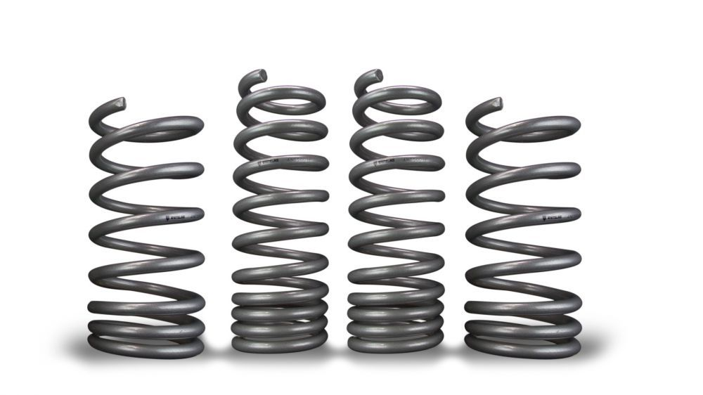 Whiteline Ford Focus RS Lowering Spring Kit