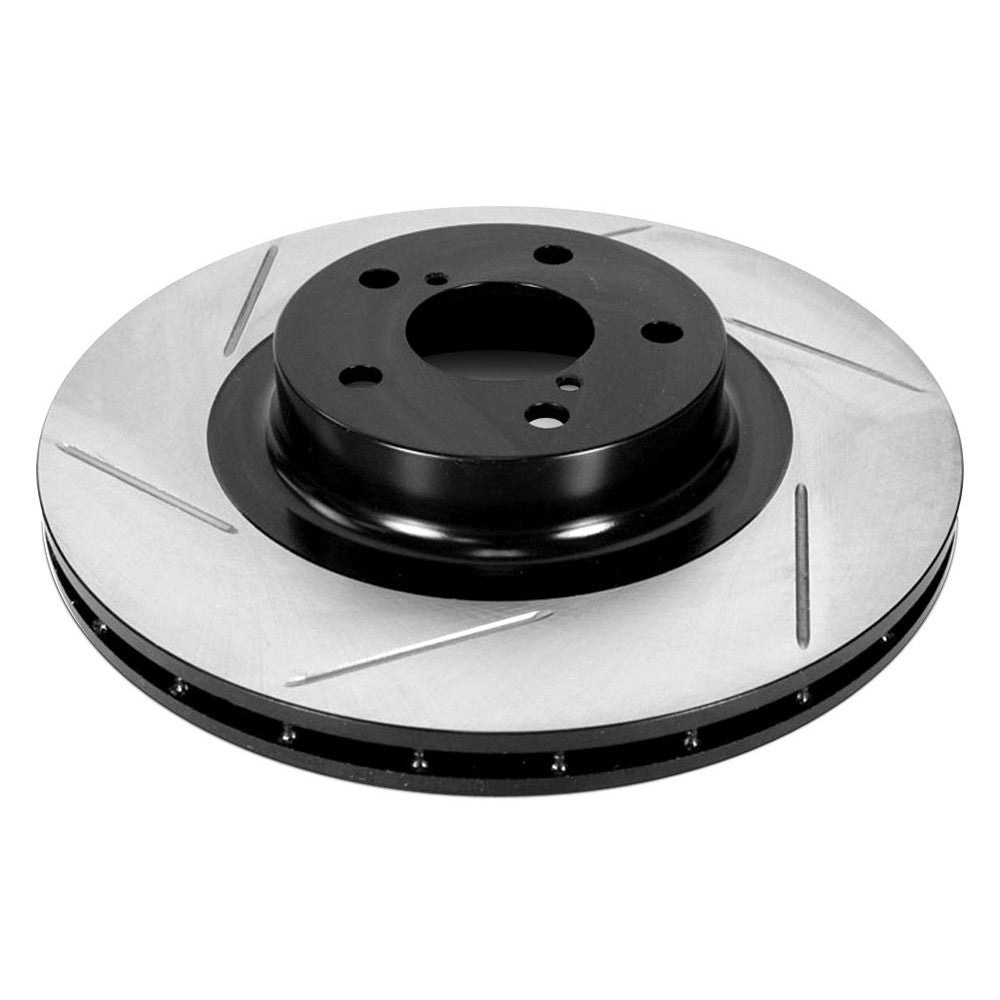 StopTech 2016-2018 Ford Focus RS Slotted Brake Rotor