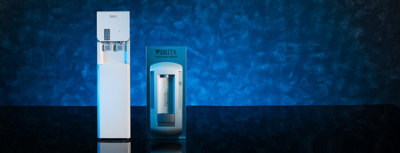 Brita Hydration Station Family- bottle fillers, water bottle filling station