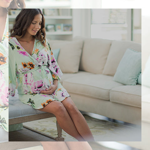 Maternity & Delivery Robes