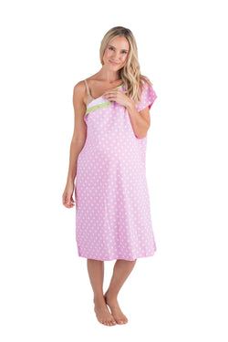 Molly Gownie Maternity Delivery Labor Hospital Birthing Gown