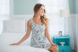 Ella Maternity/Nursing Nightgown & Robe Set