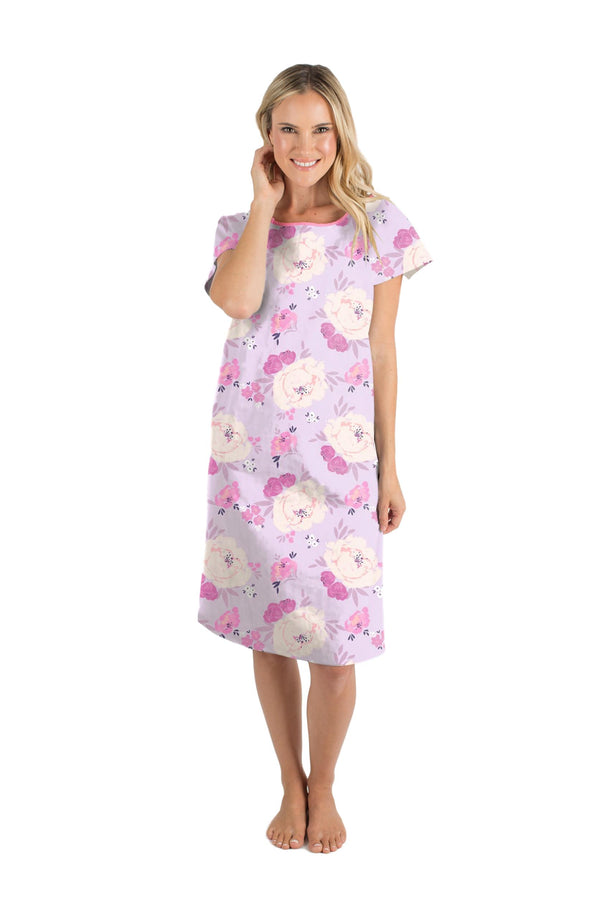 Gownies Maternity Delivery Labor Hospital Birthing Gown – Baby Be Mine