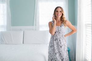 Ella 2 in 1 Maternity Nursing Nightgown