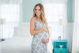 Phoebe 2 in 1  Maternity Nursing Nightgown