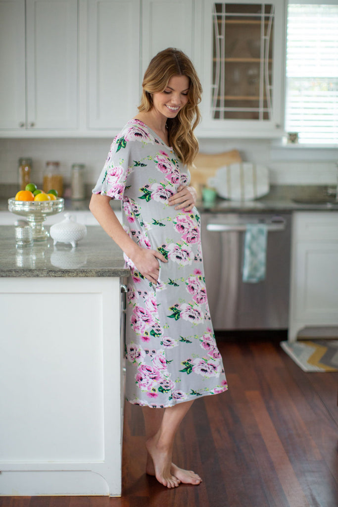 Olivia Endless Mama Every Day Lounge Dress