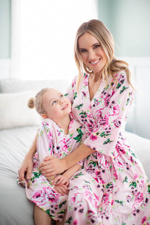 Amelia Girl & Mommy Robe