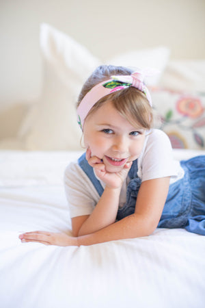 Amelia Girls Adjustable Headband