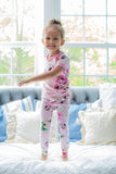 Amelia Girls Pajama Set