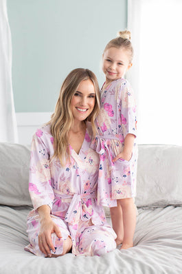 Anais Girl & Mommy Robe