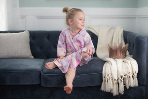 Anais Little Girl Robe