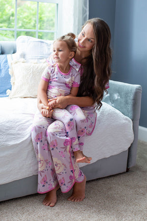 Anais Mommy & Me Matching Pajama Sets