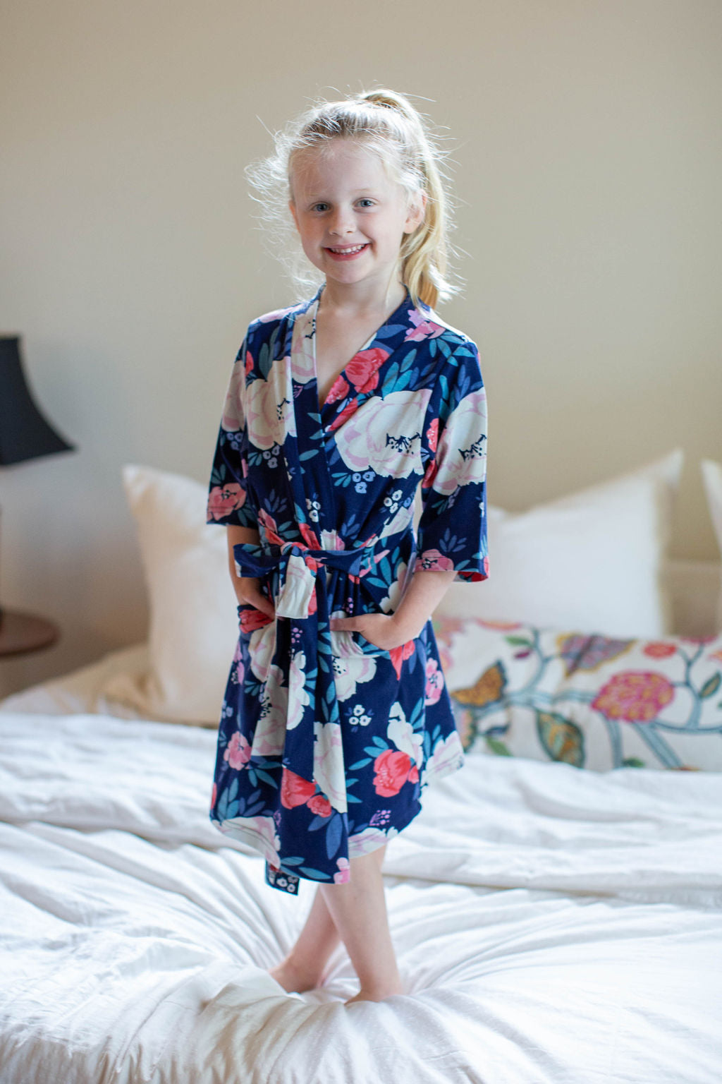 Annabelle Big Sister Girls Robe