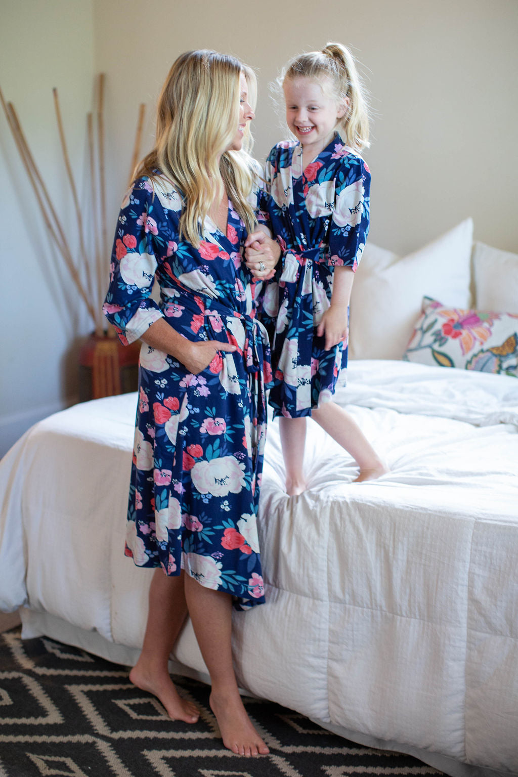 Annabelle Girl & Mommy Robe