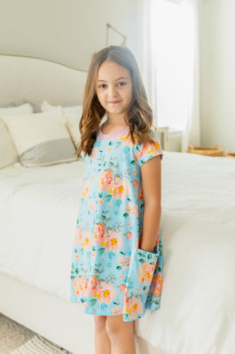 Jade Girl Everyday Dress