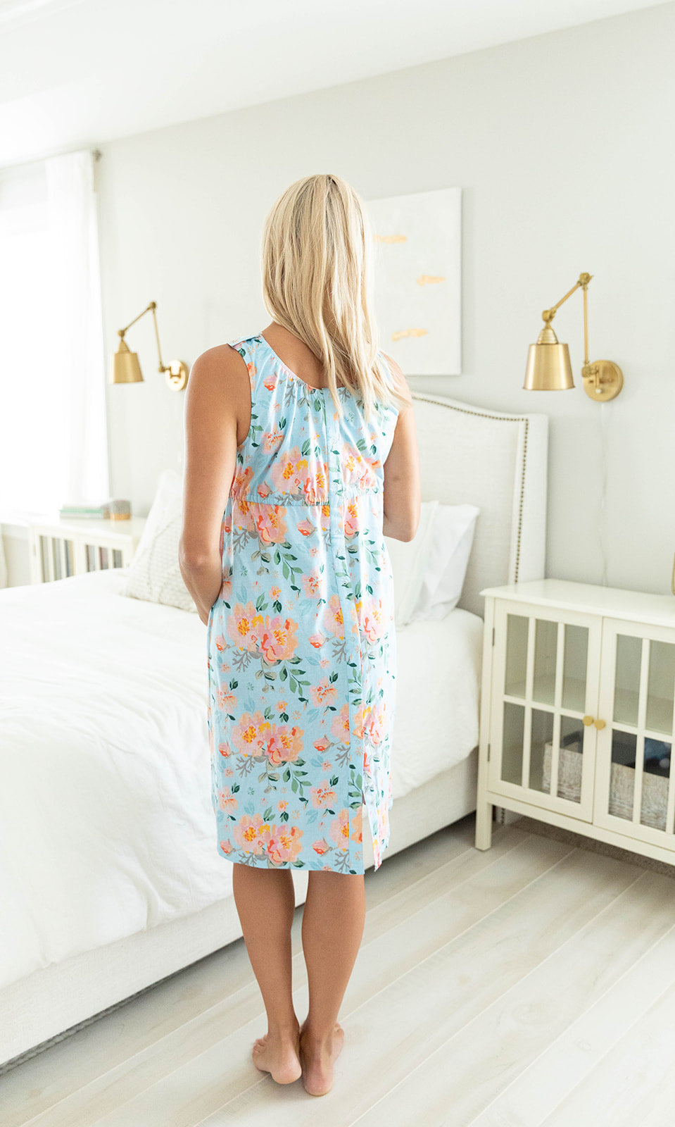 Jade 3 in 1 Labor Gown