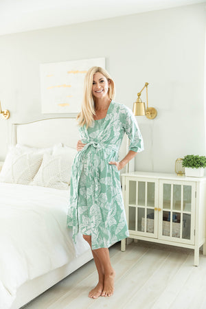 Marie Maternity Delivery Robe