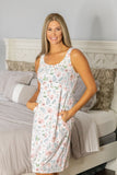 Ivy 2 in 1 Maternity Nursing Nightgown