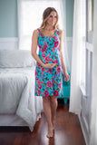 Isabelle 2 in 1 Maternity Nursing Nightgown