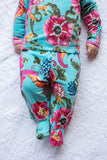 Isabelle Maternity Delivery Robe & Matching Baby Kimono Set